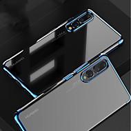 preiswerte Tablet Zubehör-Hülle Für Huawei MediaPad P20 / P20 Pro Beschichtung / Transparent Rückseite Solide Weich TPU für Huawei P20 / Huawei P20 Pro / Huawei P20 lite
