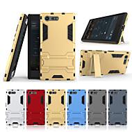 preiswerte Handyhüllen-Hülle Für Sony Xperia X compact mit Halterung Rückseite Solide Hart PC für Sony Xperia X compact