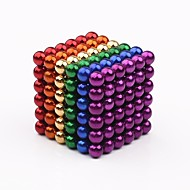 cheap Toy & Game-216/432/648/864/1000 pcs 3mm Magnet Toy Magnetic Toy Magnetic Balls Magnet Toy Stress and Anxiety Relief Focus Toy Office Desk Toys Intermediate Boys' Girls' Toy Gift / DIY