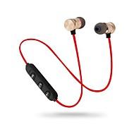 EARBUD Bezdrátová Sluchátka Sluchátka Kovový plášť Mobilní telefon Sluchátko s mikrofonem / S ovládáním hlasitosti Sluchátka