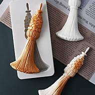 お買い得  キッチン用小物-ベークツール シリコーン ホリデー / 3Dカトゥーン / 創造的 調理器具のための / ケーキのための / キャンディのための ケーキ型 1個