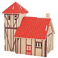 お買い得  おもちゃ & ホビーアクセサリー-ウッドパズル / 論理的思考おもちゃ&パズル 家 学校用 / 新デザイン / プロフェッショナルレベル 木製 1 pcs 子供用 / 青少年 フリーサイズ ギフト