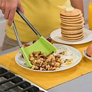 お買い得  キッチン用小物-キッチンツール シリコン ツール / 多機能 / クリエイティブキッチンガジェット へら アイデアキッチン用品 1個