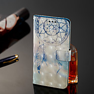 Недорогие Чехлы и кейсы для Galaxy J-Кейс для Назначение SSamsung Galaxy J7 Duo Кошелек / Бумажник для карт / Флип Чехол Мандала Твердый Кожа PU для J8 / J7 Duo / J2 PRO 2018