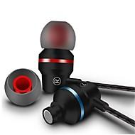 お買い得  -COOLHILLS M5 有線インイヤーイヤホン Bluetooth4.1 スポーツ&フィットネス ブルートゥース4.1 ステレオ