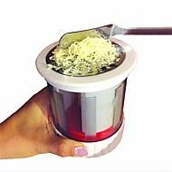 お買い得  キッチン用品 & 小物-1個 キッチンツール プラスチック ツール / クリエイティブキッチンガジェット ピーラー&おろし金 日常使用 / チーズのための