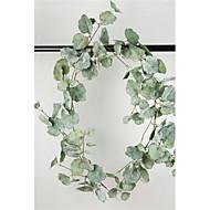 abordables Flores Artificiales-Flores Artificiales 1 Rama Montaje en pared Moderno / Contemporáneo Plantas Flor de Pared