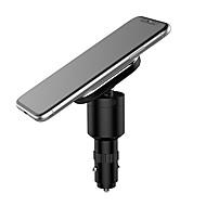 abordables Accesorios Para iPod-nueve cinco nc1 2 en 1 cargador inalámbrico del coche magnético de alta eficiencia para apple iphone x iphone 8 plus samsung s8