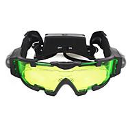 preiswerte Ferngläser-X Night Vision Goggles Nachtsicht Schwarz Camping & Wandern Wasserfest / Verstellbar / Beschlagfrei