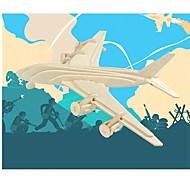 abordables -Puzzles en bois / Jeux de Logique & Casse-tête Avion Ecole / Niveau professionnel / Soulagement de stress et l'anxiété En bois 1 pcs Enfant / Adolescent Tous Cadeau