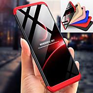 お買い得  携帯電話ケース-ケース 用途 Xiaomi Mi 8 耐衝撃 フルボディーケース ソリッド ハード PC のために Xiaomi Mi 8
