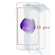 cheap iPhone Screen Protectors-Screen Protector for Apple iPhone 7 Tempered Glass 10 pcs Front Screen Protector 9H Hardness / Scratch Proof