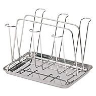 お買い得  キッチン用品 & 小物-1個 キッチンツール ステンレス シンプル ブラケット 日常使用 / 調理器具のための