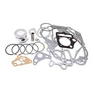 Недорогие Запчасти для мотоциклов и квадроциклов-52,4 мм поршень 13мм штыревая прокладка для горизонтальных ремонтных комплектов 110 см