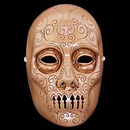 abordables Decoraciones de Celebraciones y Fiestas-Decoraciones de vacaciones Decoraciones de Halloween Máscaras de Halloween Decorativa / Cool Beige 1pc