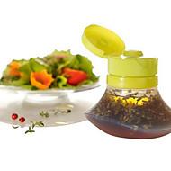 abordables Especieras-Organización de cocina Cocteleras y trituradores Silicona Almacenamiento 1pc