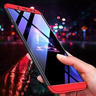 ケース 用途 Samsung Galaxy J6 メッキ仕上げ バックカバー ソリッド ハード PC のために J6