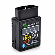 cheap Daily Deals-HHOBD Torque Android Bluetooth OBD2 Wireless CAN BUS Scanner Interface Adapter Live Data