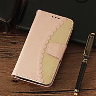 Недорогие Чехлы и кейсы для Galaxy S9 Plus-Кейс для Назначение SSamsung Galaxy S9 Plus / S9 Кошелек / Бумажник для карт / со стендом Чехол Полосы / волосы Твердый Кожа PU для S9 / S9 Plus / S8 Plus