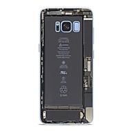 Недорогие Чехлы и кейсы для Galaxy S9 Plus-Кейс для Назначение SSamsung Galaxy S9 Plus / S9 С узором Кейс на заднюю панель Плитка Мягкий ТПУ для S9 / S9 Plus / S8 Plus