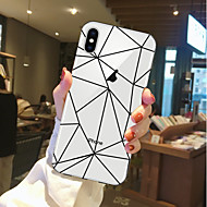 Case For Apple iPhone X / iPhone 8 Transparent / Pattern Back Cover Fruit Soft TPU for iPhone X / iPhone 8 Plus / iPhone 8
