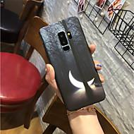 Недорогие Чехлы и кейсы для Galaxy S7 Edge-Кейс для Назначение SSamsung Galaxy S9 Plus / S9 Матовое Кейс на заднюю панель Пейзаж Твердый ПК для S9 / S9 Plus / S8 Plus
