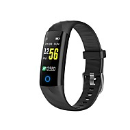 cheap -BoZhuo XS5 Smart Bracelet Smartwatch Android iOS Bluetooth Waterproof Heart Rate Monitor Blood Pressure Measurement Calories Burned Pedometer Call Reminder Sleep Tracker Sedentary Reminder Alarm Clock