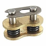 abordables Piezas de Moto y de Quad-Cadena resistente de 1pcs 520h que conecta el enlace principal con el anillo o para la bici de la suciedad de la motocicleta