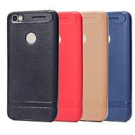 preiswerte Handyhüllen-Hülle Für Xiaomi Redmi Note 5 Pro / Redmi 5 Plus Mattiert Rückseite Solide Weich TPU für Redmi Note 5A / Redmi 5A / Xiaomi Redmi 5