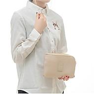 お買い得  トラベル小物-旅行かばんオーガナイザー 小物収納用バッグ / トラベル イヤホン / USBケーブル 布 旅行