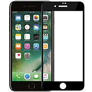 abordables Protectores de Pantalla para iPhone-Protector de pantalla para Apple iPhone 7 Vidrio Templado 1 pieza Protector de Pantalla, Integral Alta definición (HD) / Dureza 9H / A prueba de explosión