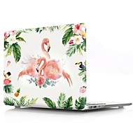お買い得  MacBook 用ケース/バッグ/スリーブ-MacBook ケース 動物 プラスチック のために MacBook Pro Retinaディスプレイ15インチ