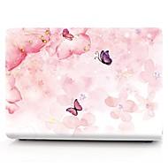"""お買い得  MacBook 用ケース/バッグ/スリーブ-MacBook ケース フラワー プラスチック のために 新MacBook Pro 15"""" / 新MacBook Pro 13"""" / MacBook Pro 15インチ"""