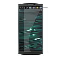 お買い得  スクリーンプロテクター-スクリーンプロテクター のために LG LG V10 強化ガラス 1枚 スクリーンプロテクター 硬度9H / 2.5Dラウンドカットエッジ / 傷防止