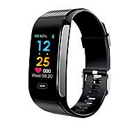 お買い得  -スマートブレスレット CK18S のために 心拍計 / 防水 / 血圧測定 / 長時間スタンバイ / タッチスクリーン 歩数計 / 着信通知 / アクティビティトラッカー / 睡眠サイクル計測器 / 座りがちなリマインダー