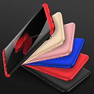 Недорогие Чехлы и кейсы для Galaxy S-Кейс для Назначение SSamsung Galaxy S9 Покрытие Кейс на заднюю панель Однотонный Твердый ПК для S9