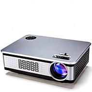 رخيصةأون -Factory OEM A76 LCD LED جهاز إسقاط 8000 lm الدعم 1080P (1920x1080) 32-170 بوصة / WXGA (1280x800) / ±12°