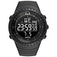levne -SMAEL Pánské Sportovní hodinky Digitální hodinky japonština Japonské Quartz Z umělé kůže Černá / Tmavozelená 50 m Voděodolné Kalendář Stopky Analog - Digitál Na běžné nošení Módní - Černá Tmavě zelená