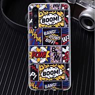 preiswerte Handyhüllen-Hülle Für Huawei P20 / P20 Pro Ultra dünn / Transparent / Muster Rückseite Cartoon Design Weich TPU für Huawei P20 / Huawei P20 Pro / Huawei P20 lite