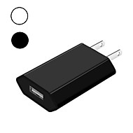 お買い得  iPod 用チャージャー-ポータブルチャージャー USB充電器 USプラグ QC 3.0 USBポート×1 1 A 100~240 V のために ユニバーサル