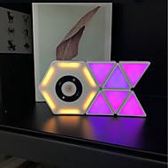 abordables Lámparas LED Novedosas-brelong sensor táctil inteligente color de juguete luz nocturna colorida batería (sin batería) 1 pc
