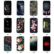Недорогие Кейсы для iPhone 8 Plus-Кейс для Назначение Apple iPhone XR / iPhone XS Max С узором Кейс на заднюю панель Пейзаж / Животное / Цветы Мягкий ТПУ для iPhone XS / iPhone XR / iPhone XS Max