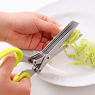 お買い得  キッチン用小物-キッチンツール ステンレス ツール / 創造的 はさみ アイデアキッチン用品 1個