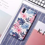 περίπτωση για μήλο iphone xr xs xs max σχέδιο πίσω κάλυμμα λουλούδι σκληρό pc για iphone x 8 8 συν 7 7plus 6s 6s plus se 5 5s