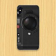 Недорогие Защитные плёнки для экрана iPhone-1 ед. Защитная пленка для задней панели для iPhone X Матовое покрытие / Защита от повреждений / Защита от царапин Ультратонкий / Матовое стекло / Узор PVC iPhone X