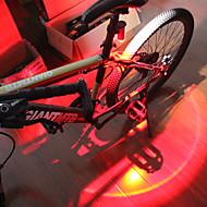 preiswerte Taschenlampen, Laternen & Lichter-Sicherheitsleuchten - Radlichter LED Radsport Wasserfest, Tragbar, Schnellspanner Li-Polymer 150 lm Aufladbare Batterien Mehrfarbig Radsport