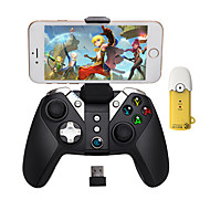 cheap -Gamesir G4 Wireless Game Controllers For Android / iOS ,support FORTNITE ,  Bluetooth Portable / Cool Game Controllers ABS 1 pcs unit