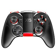 cheap -X5 PRO Wireless Joystick Controller Handle For Android / iOS ,  Portable / Cool Joystick Controller Handle ABS 1 pcs unit