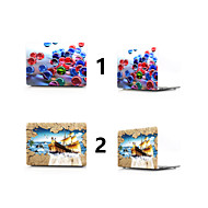 """お買い得  MacBook 用ケース/バッグ/スリーブ-MacBook ケース 3Dカトゥーン PVC のために 新MacBook Pro 15"""" / 新MacBook Pro 13"""" / MacBook Pro 15インチ"""