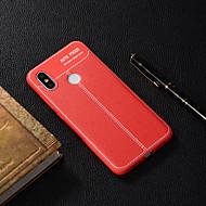 preiswerte Handyhüllen-Hülle Für Xiaomi Xiaomi A2 / Xiaomi Redmi Note 6 Durchscheinend Rückseite Solide Weich TPU für Xiaomi Redmi Note 5 Pro / Xiaomi Redmi Note 6 / Xiaomi Pocophone F1